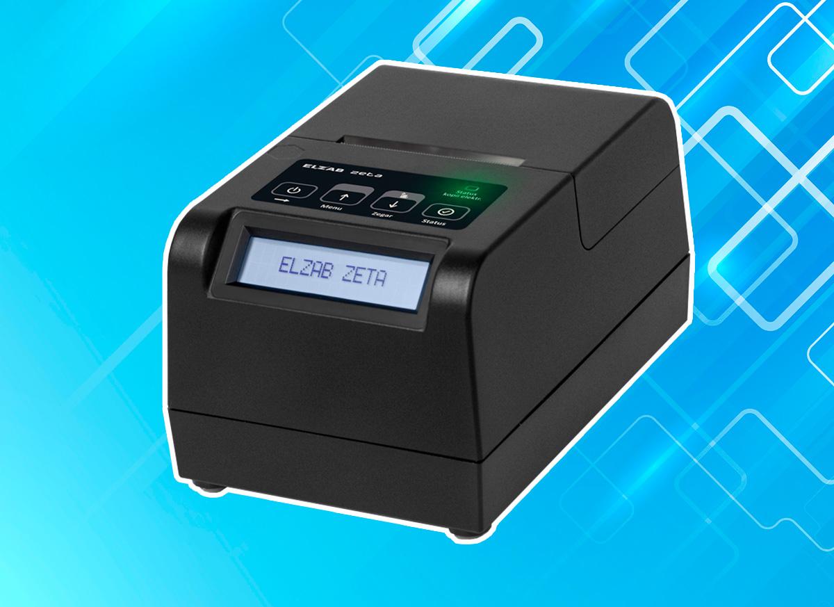 Jak działa drukarka Elzab Zeta