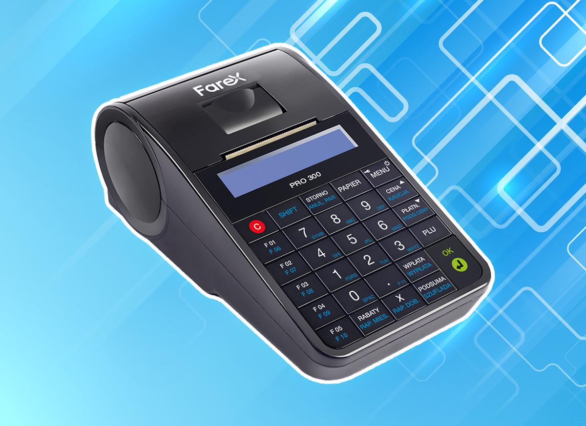 Farex Pro 300 - kasa online